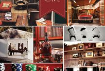 Cigar room / by Allison Crary