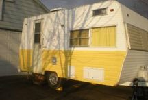 Vintage Travel Trailers / Vintage Travel Trailers