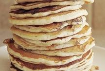 Pancakes. / This seemed inevitable.