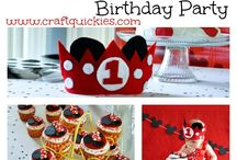 Birthday party and gift ideas / by Ginger Denise Salinas