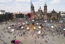 Mexico City / CDMX / Crazy to live in, but beautiful!