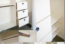 Closets / by Deanna McCord