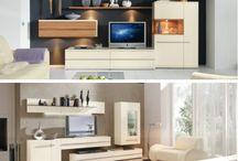 idée de salon - living room furnitures