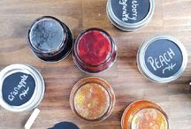 Canning & Jams / Lock in the fresh flavors of your favorite fruits and vegetables and use up all of your leftover produce with these canning how-to's and jam recipes.