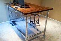 Desk Ideas / by Richard Chinchilla