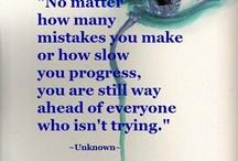 If I fail, I will try again