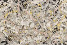 """Pollock e gli Irascibili / Milano, Palazzo reale L'opera """"Number 27"""" di Pollock e i capolavori di Rothko, De Kooning, Kline e altri raccontano gli anni cruciali della Scuola di New York."""