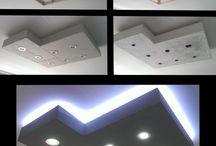 CARTONGESSO - DIY / Architettura d'interno realizzata in cartongesso