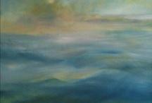My Paintings / by Sarah Kinney