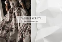 fabric direction
