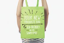 Simply Totes + Co | Products / Creative ways to play with your bag. Look out for the latest products on offer available to make your brand shine!  Say hello for enquiries! hello@simplytotes.co.nz