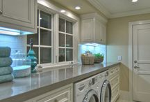 Laundry and Mud Rooms / by Shannon W