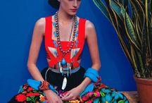 Moda inspirada en Frida