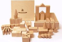 Деревянные игрушки и тир