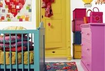My boho baby room!