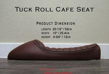 café racer seat