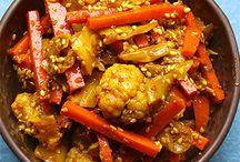 vegetable achaar
