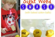 Reading & Sight Words / by NWTC Early Childhood -Instructional Asst
