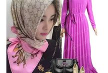 Fahion Musilm Hijab / Show you the newest Hijab style,and the most beautiful clohing.It's women's fashion, it's your choice