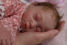 reborn babies / by Rebekah Kryger