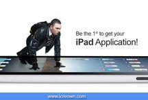iPad Application Development Company / iPad Application Development Company India - Icreown Web Technologies http://www.icreown.com/iPad-application-development.html