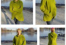 Damenjacken - selber nähen / Hier sind unsere Damenjacken, die Ihr Euch selber nähen könnt! Die Schnitte dafür gibt es auf www.zierstoff.de
