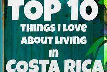 Costa Rica / Living 'La Pura Vida' and working in Costa Rica.