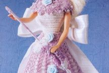•♥✿♥• Crocheting ~ Fashion Dolls  •♥✿♥•