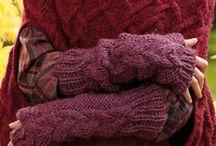 knitting and crochet / by Kristin Jørgenvåg
