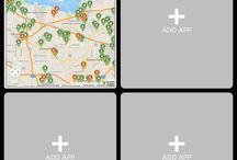 Tesla Apps - PlugShare App / Designed from the ground up for your Tesla Model S. The PlugShare app maps charging stations around you or on route do your destination.