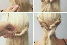 tutorial hair