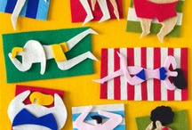 Paper Art / Art du Papier / by The Moving Circus Graphic & Motion Design