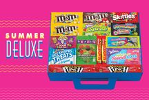 Heat Proof Fundraising - Back To School / High temperature fundraising varieties fresh for fall 2015 / by Old Fashion Candy