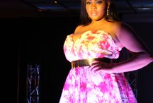 Curves Rock Weekend / Plus fashion show