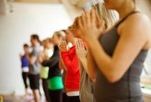 Yoga stretching / by Georgianne Williams