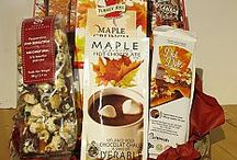 Canadian Gift Baskets from Dream Weaver / Gorgeous AND Delicious Gourmet Food Baskets