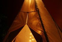 camping / by Gill
