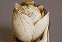 Netsuke / by Cynthia Collins