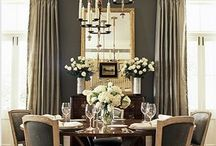 Living/Dining Rooms / by Jen Hartz