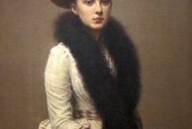 Portraits of Woman