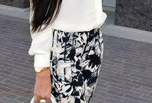 Ankle pants outfits