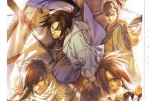 Anime - Hakuouki
