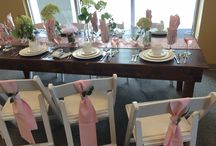 Get the Rustic Look! Easy, Breezy Beautiful! / Featuring Action Party Rentals beautiful rentals!