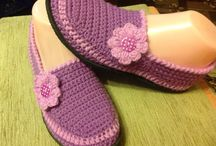 sleeper shoes crocht