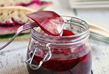 Goodness in a Jar (pickles, preserves, jams and jellies)