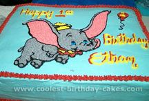 1st bday party / by Stephanie Bell Mullins