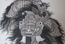 Balinese logo