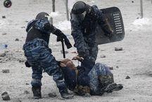 Kiev Riots February 2014 / Kiev Riots February 2014   Kiev Ukraine