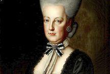 European historical fashion
