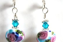 Blue Morning Expressions Earrings / Handmade earrings from Blue Morning Expressions